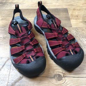 Keen Newport Waterproof Sport Sandals 10.5